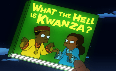 The fuck is kwanzaa