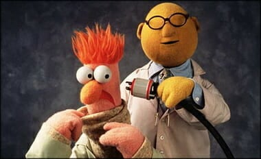 Muppets Science Scientism