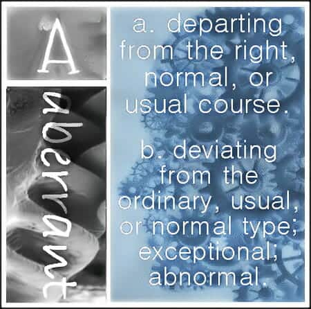 Aberrant Definition