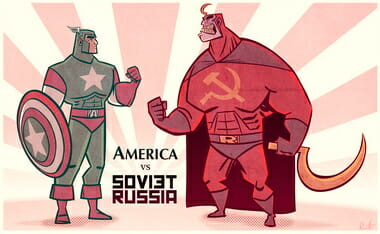 America vs Russia SMALLLL
