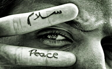 Eye Peace Islam