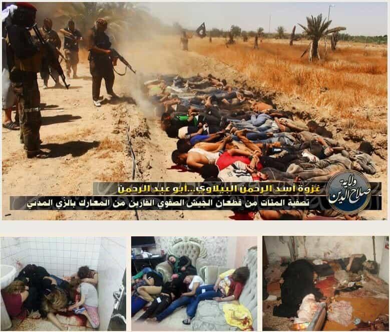 ISIS v Westboro
