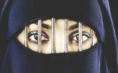 Bars Burqa