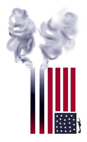Stripe Smoke