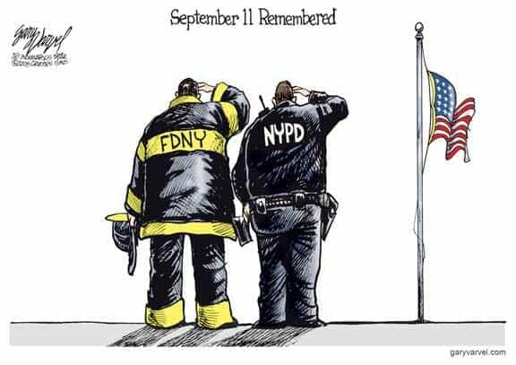 varvel 911 salute