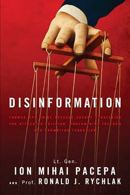 Disinformation- Ion Pacepa