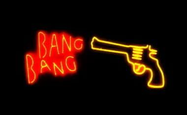 BANG GUN 380 NEON