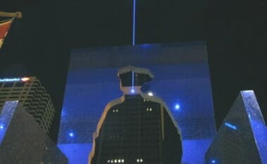 Police Officer Memorial 1