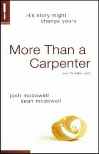 Carpenter Apologetics McDowell 2