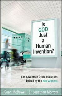McDowell Morrow God Human Invention Apologetics 2