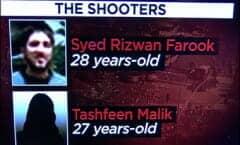 Syed Farook Terrorism