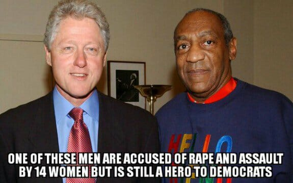 Clinton Rape