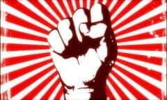 socialism Fist