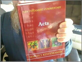 Acts Book Kistemaker