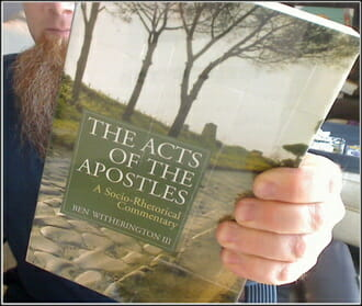 Acts Book Witherington
