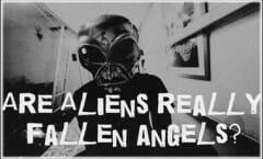 Aliens UFO Demons UFOs