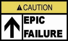 Fail Failure Epic