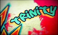 Graffiti-Trinity