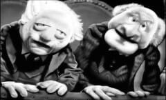 Muppets Old Men Bernie Sanders 380