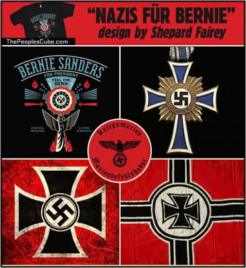 nazis-for-bernie-composit