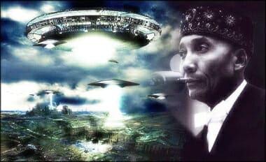 Muhammad UFO Cult
