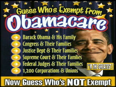 exempt-from-obamacare-2