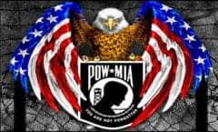 POW - MIA Military