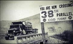 38th Parallel Korea Korean War