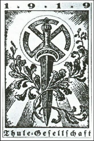 Thule Swastika Society Occult Cult - 330