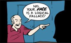 ad-hominem fallacy logic 380