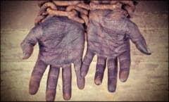 Slavery Slave Chains