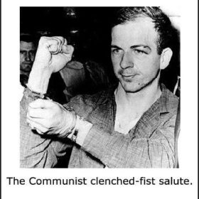 JFK Fist
